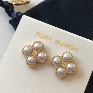 Brand New Tory Burch Earrings